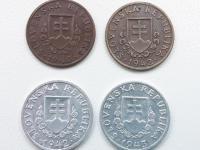 Slovenský štát ... 20 mincí .. vrátane vzácnych
