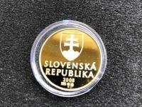 Replika 10 Sk 2008 R - zlata