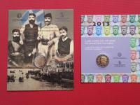 Grécko 2€ 2013, karty, coincards