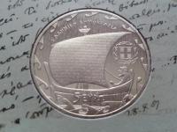 Grécko 5€ 2013, karta, coincard