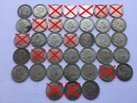 Rakúsko Uhorsko obehové a strieborné mince 1892 - 1918