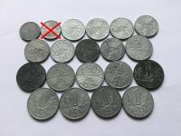 Slovenská Republika a Protektorát Čechy a Morava obehové a strieborné mince