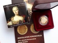 Nova cena! 100 € Mária Terézia 2016