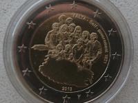 Euromince - sady v kvalite BU, UNC, pamätné 2€ v kvalite UNC, BU