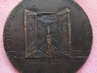 Medaila - II. ekumenický Vatikánsky koncil 1963