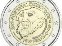 2 eurá pamätné UNC