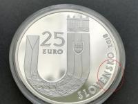 25€ Vznik SR (proof)