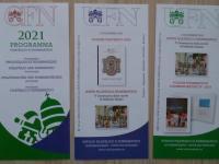 letáky k minciam Vatikán