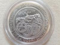 500 Sk - 500. výročí ražby prvních tolarových mincí BK