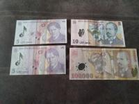 Bankovky Rumunsko