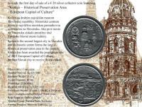 2013 - 20€ Košice
