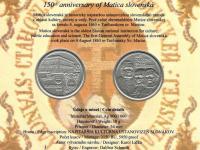 2013 - 10€ Matica slovenská