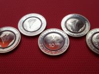 Nemecko 10€ 2019 Vo vzduchu