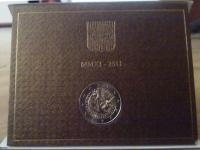 Predam pamatne 2 eurove mince Vatikan 2009, 2011, 2015, 2016.