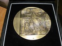 Medaila Polonský - Ad honorem Albíni Brunovský