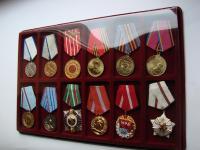 Kufríky a palety na uloženie vašej zbierky mincí a pod.