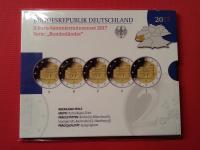 2017 2€ Trier - Porta Nigra ADFGJ Proof