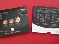 2017 Proof mincovňa Berlín A