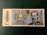 predam bankovku 1000Kčs rok