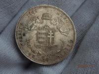 1 Forint 1869 K.B