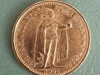 10 koruny KB