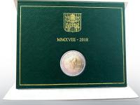 2 Euro PM Vatikán 2018 Pater Pio - BU