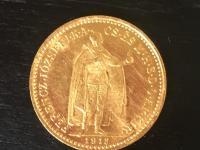 10 Koruna 1913 KB