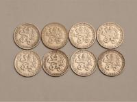 ČSR 1918 - 1938 , 1 koruna 1922 - 1938
