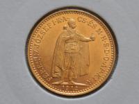 Krásna 10 koruna 1912 KB