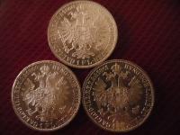 FJI.  -  floreny  1860 + 1861 A
