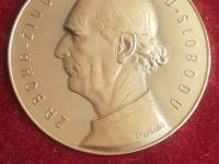 Slovenský štát - medaila Andrej Hlinka - Otvorenie zákonodarného snemu Slovenskej krajiny 18 jan 1939