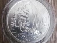 10 euro Jaskyne Slovenského krasu