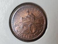 20 halierov