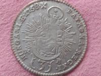 3 grajciar (groš) 1758 K.B.