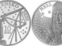 10 Euro 2020 - strieborné mince