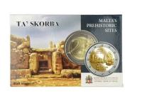 2 euro coincard Malta 2020 Ta Skorba