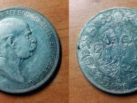 5 korona 1909bz Marschall