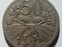 50 halier 1927
