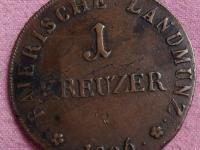 1 grajciar 1806 Tirolsko (Napóleonová okupácia).