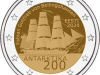 2€ mince UNC Francúzsko 2020/2, Taliansko 2020/2,