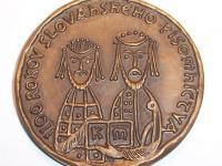 Medaila Veľká Morava (Andrej Peter?)