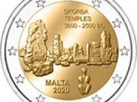 """Nové 2E pamätné z 2020 - Malta """"Skorba"""""""