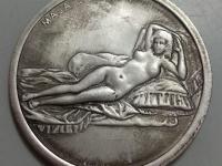 Leonardo Da Vinci 1452-1519 Maja Nude (LB)