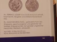 1 Forint 1887 K.B