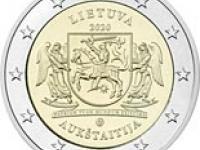 """Nové 2E pamätné z 2020 - Litva """"Aukčtaitija"""""""