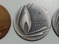 Medaile/plakety Žilina
