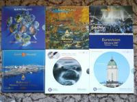 BU sady Fínsko 2002, 2003, 2007, 2009, 2010, 2012