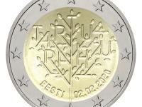 2 eurá pamätné - výmena roliek