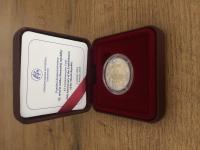 2 Euro proof - 2018 25.výročie SR a 2013 Cyril a Metod