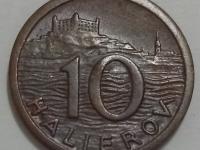 10 halier 1939 SŠ